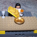 The Last Supper in Lego