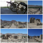 Ruins at Fort Churchill ~ Nevada