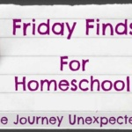 Friday Finds For Homeschool