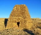 Lime Kiln In Nevada