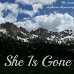 She is Gone ~ Poem by David Harkins