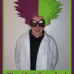 The Mad Scientist ~ Halloween