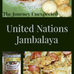 United Nations Jambalaya – Ethnic Fusion Recipe – Easily Gluten Free