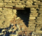 Close Up Of Lime Kiln
