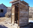 Outhouse At Ghost Town (1)