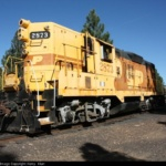 My Experience Running A Locomotive
